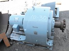 GE In-Line Integral Gearmotor,