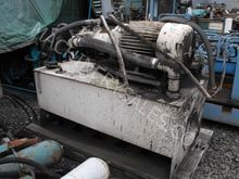 Hydraulic Unit, 40HP TEFC Motor