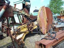 Log Cut-Off Saw