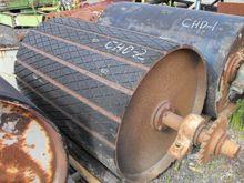 """Belt Conveyor Head Drum 36"""" dia"""