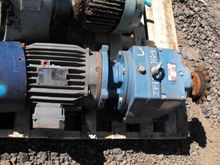 McGuire 5HP, 35 RPM Integral Ge