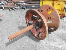 Hog Knife Rotor And Shaft Assem