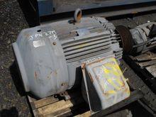 Teco/Westinghouse AC motor, 100