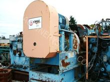 Canter Twin Slabbing Chipper  C