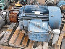Used TECO Motor, 125