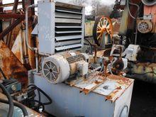 """30HP Hydraulic Unit with 30"""" X"""