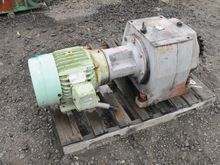 Brook Hansen Gearmotor, 15HP, 5