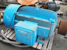 Weg AC Motor, 300HP, 1790 RPM