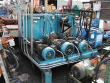 "Hydraulic Unit with 15"" X 60"" X"