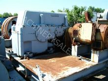 Carriage Drive Gearbox and Drum