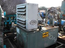 Salem Machinery Hydraulic Unit,