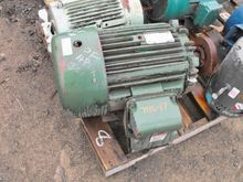 Toshiba Motor, 30HP, 1800 RPM