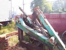 Salem Log Turner  Heavy-Duty, H