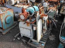 "7-1/2""HP Hydraulic Unit with 20"