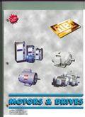 Edger Drive Motors