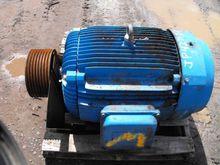Weg AC motor, 125HP, 1780 RPM