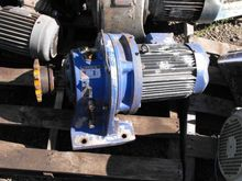 SM Cyclo 5HP, 50RPM in-line Int