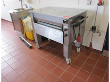 JEROS Plate Cleaning Machine