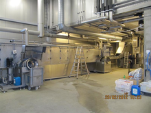 2003 BRUEL Crate washing machin