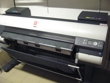 2011 CANON Oce CS 2344 Plotter