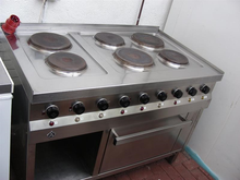 MKN 27712 Electric cooker