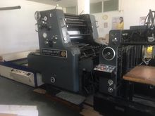 Heidelberg Sorm with uv dryer