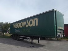 2011 MONTRACON CURTAINSIDE