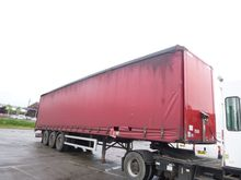 2008 MONTRACON CURTAINSIDE