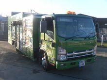 2012 ISUZU FORWARD N75.190