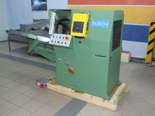 Label die cutting machine Busch