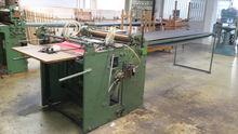 Semiautomatic gluing machine Ja