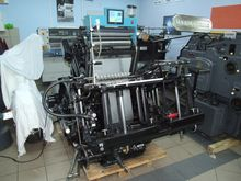 Hot stamping machine Heidelberg