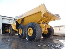Used 2001 VOLVO A40D