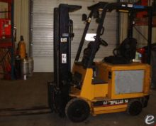 Used 2001 Cat EC15K