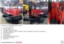1999 Raymond 71SL60TF Forklift