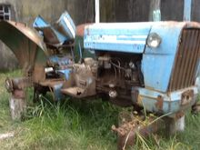 Used TRATOR FORD 660