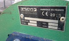 Used 2015 Desvoys MA