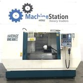 HARDINGE VMC 800II 4TH AXIS CNC