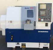 2001 Daewoo LYNX 200A CNC TURNI