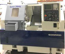 1999 Daewoo LYNX 200 LC CNC TUR