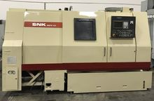 SNK SUT 10 CNC TURNING CENTER L