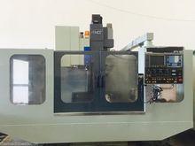 USED-FEMCO CNC VERTICAL MACHINI