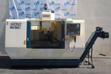 USED-HARDINGE CNC VERTICAL MACH
