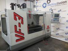 Used -Haas CNC Verti