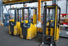 Used Forklift OM PIM