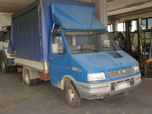 Truck Fiat Iveco Daily
