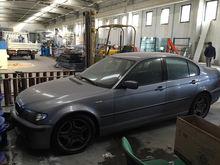 Car BMW 320D