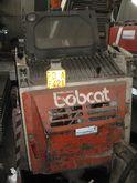 Bob Cat 743 and milling machine