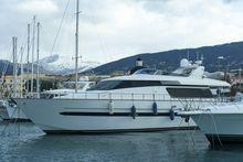 Boat San Lorenzo 72