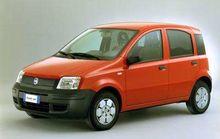 Car PANDA VAN 1.2